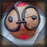 Cartoon Pau ~ Double Chocolate ~ 2pcs