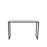 Marble Console Table - Sivec White Marble