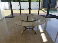 Modern Marble Dining Table For 10 seater