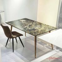 Portoro Gold | China | 6 seaters | Table Only (non-coat)