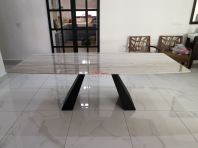 Majestic Dining Table | Palisandro | 8 Seaters
