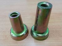 Steel Cone D15/75mm or 100mm