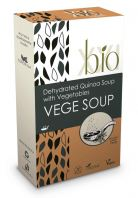 Dehydrated Quinoa Soup with Vegetables VEGE SOUP
