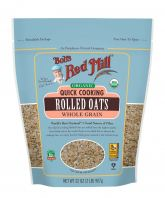 Organic Quick Cooking Rolled Oats 907g