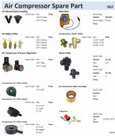 Air Compressor Spare Part 2