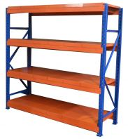 VALUESPAN STEEL SHELVING