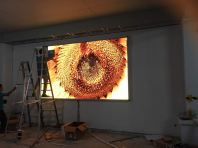 3.52M x 1.92M P4 INDOOR LED DISPLAY BOARD��FULL COLOR��