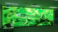 24.3FT X 8.5FT P4 INDOOR LED DISPLAY BOARD