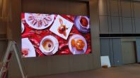 2.88M x 4.8M P3 INDOOR LED DISPLAY BOARD(FULL COLOR)