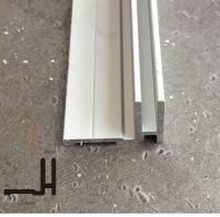 H Single Side Fabric Frame