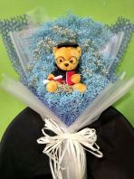 BabyBreath With Bear (HB-676)