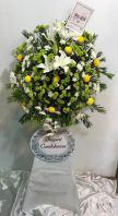 Funeral arrangment (FA-222)