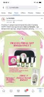 Travel/trial set with Free Deluxe Scrub (np Rm330)