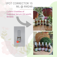 Spot Corrector with FREE 5 Essential Serum Oil 2020 Year end PROMO