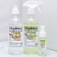 ORGANICA SANITISER BUNDLE