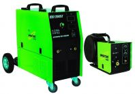 MASTERWELD J-MIG 200I WITH 9MTR EXTERNAL FULL COVERED WIRE FEEDER INVERTER WELDER