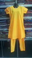 THAIPUSAM PUNJABI SUIT[YELLOW]