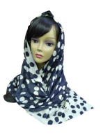 PRINTED SOFT COTTON DUPATTA / SCARF FOR WOMEN & GIRLS.