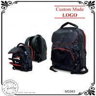High-Quality Nylon 15.6 Inches Officer & Student Premium Laptop Bag M1043
