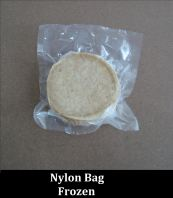 Nylon Bags Frozen