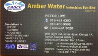 AMBER WATER INDUSTRIES SDN BHD.