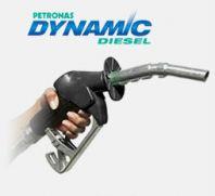 Petronas Diesel Oil