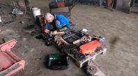 Repair Rotavator