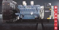 MTU Diesel Generator Sets ( M Series )
