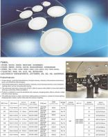 JDY - WLZX Embedded-Lifting Type-Flat Lamp Series (Round)