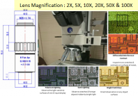 High-Magnification ToolMaker Microscope