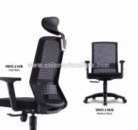 VIVO 2 HIGH BACK MESH CHAIR