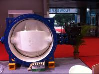 Double Eccentric Butterfly Valve, GGG50 Disc