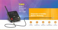 T20 Wireless Temperature Humidity Data Logger