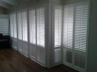 Hall Window Shutter