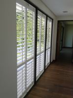 WIndow Shutter replace Curtain