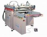 Four Post Screen Printer With Gripper