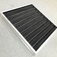 Activated Carbon Filter With Aluminium Frame