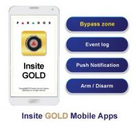 INSITE GOLD �C MOBILE APPS FOR PARADOX ALARM