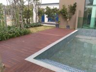 Swimming Pool Outdoor Decking