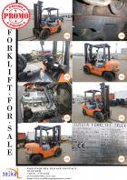 Beli Forklift