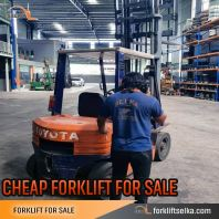 Cheap Forklift For Sale !!!