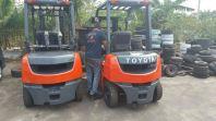 Toyota Diesel Forklift 8FD20