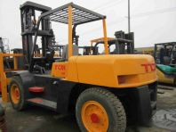 Heavy Duty Forklifts (10-25 ton)