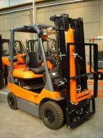 Toyota Battery Forklift 7FB15