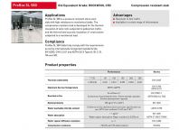 Compression Resistant Slab