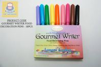 Gourmet Writer Food Decoration Pen (1 set)