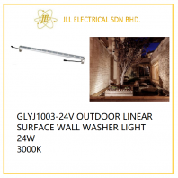DESS GLYJ1003-24V OUTDOOR LINEAR SURFACE WALL WASHER LIGHT 24W 3000K