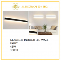 DESS GLZO4037 INDOOR LED WALL LIGHT 48W 3000K