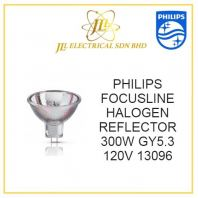 PHILIPS FOCUSLINE ELH HALOGEN REFLECTOR 300W GY5.3 120V 13096