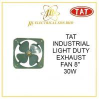 """TAT 8"""" LIGHT DUTY EXHAUST FAN 30W"""
